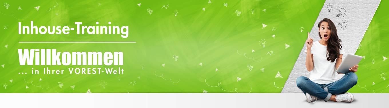 Banner Arbeitsschutzmanagement Inhouse Schulung der VOREST AG